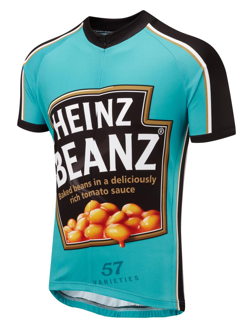 Heinz Beanz Road Cycling Jersey