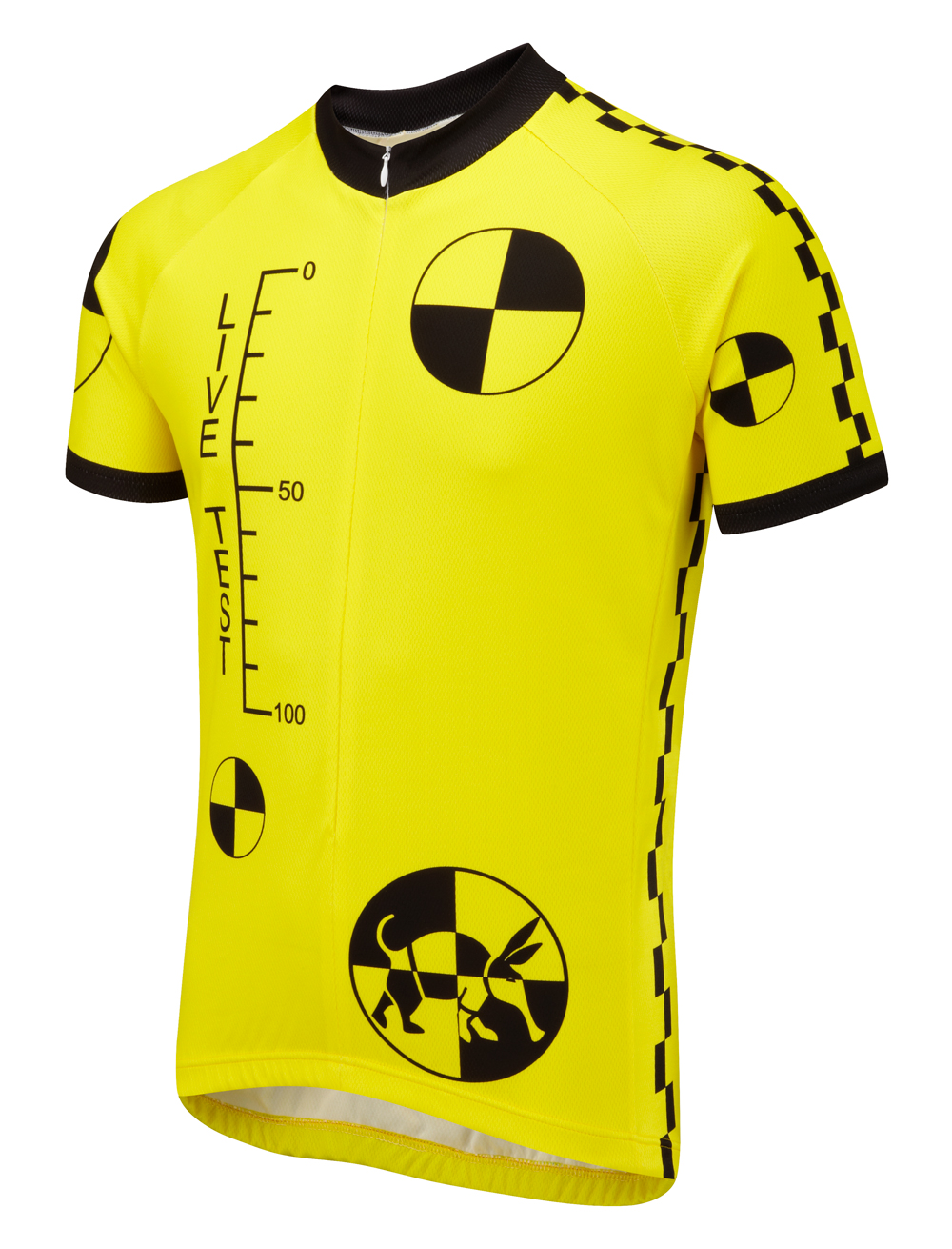 Test Dummy Road Cycling Jersey  Foskacom
