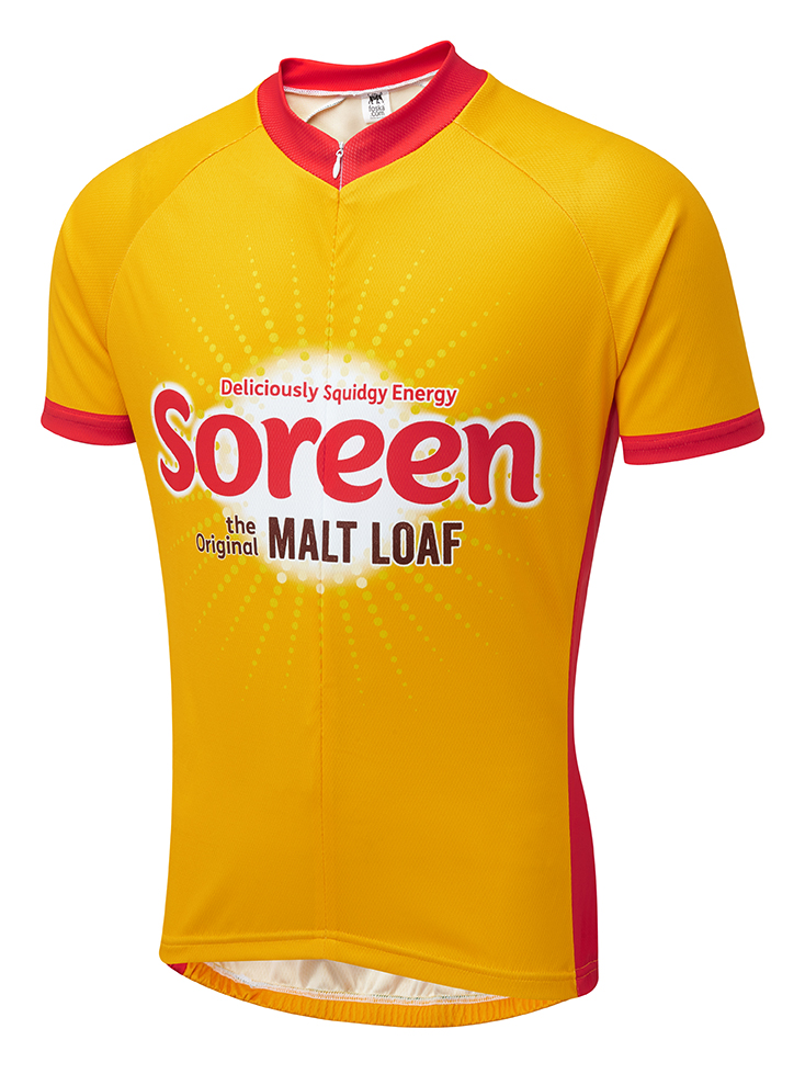 Men s Soreen Road Cycling Jersey (front side) ... a7e93f2db05