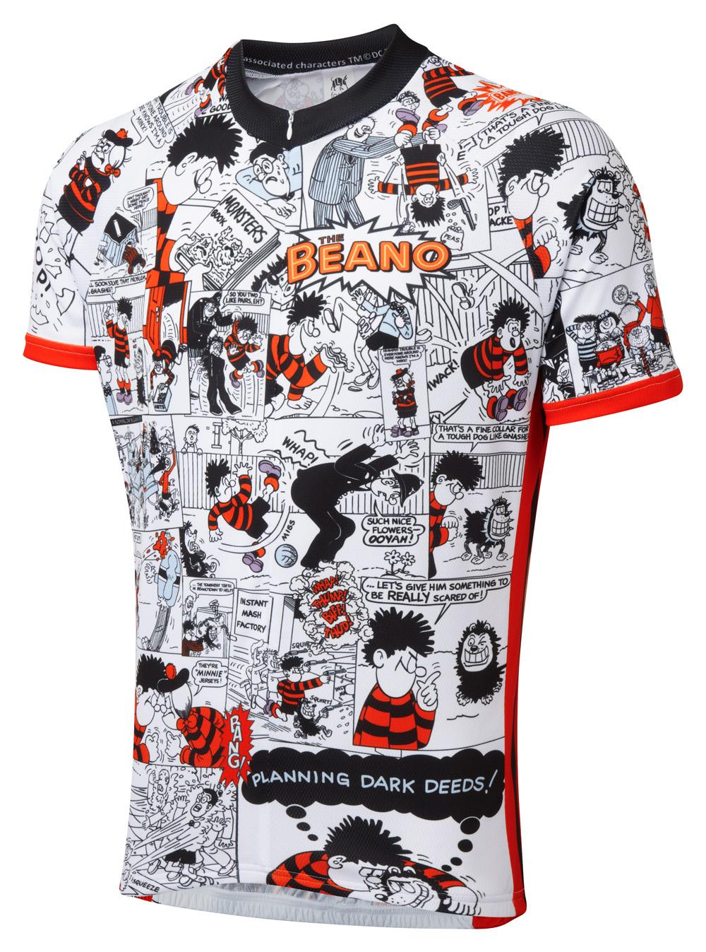 Beano Comic Road Cycling Jersey