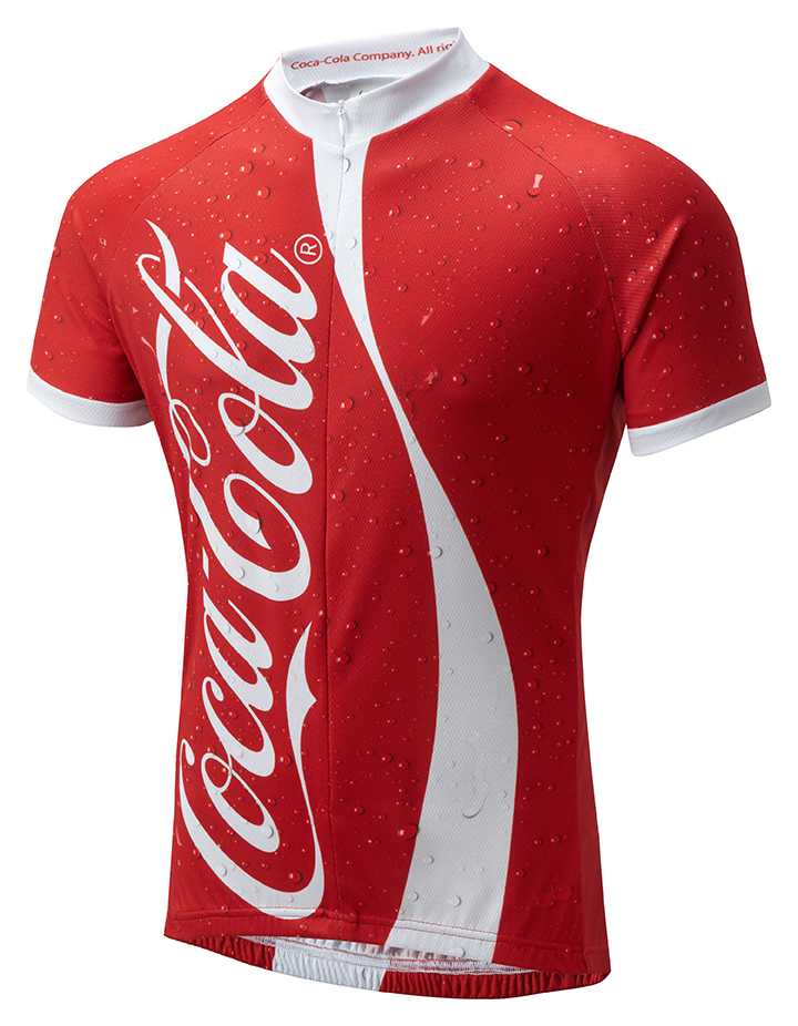Coke Can Road Cycling Jersey ... ae2e811bf