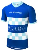 ORCHID Cancer Road Cycling Jersey