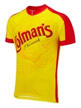 Colman's Mustard Road Cycling Jersey