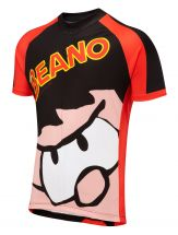 Dennis the Menace Road Cycling Jersey