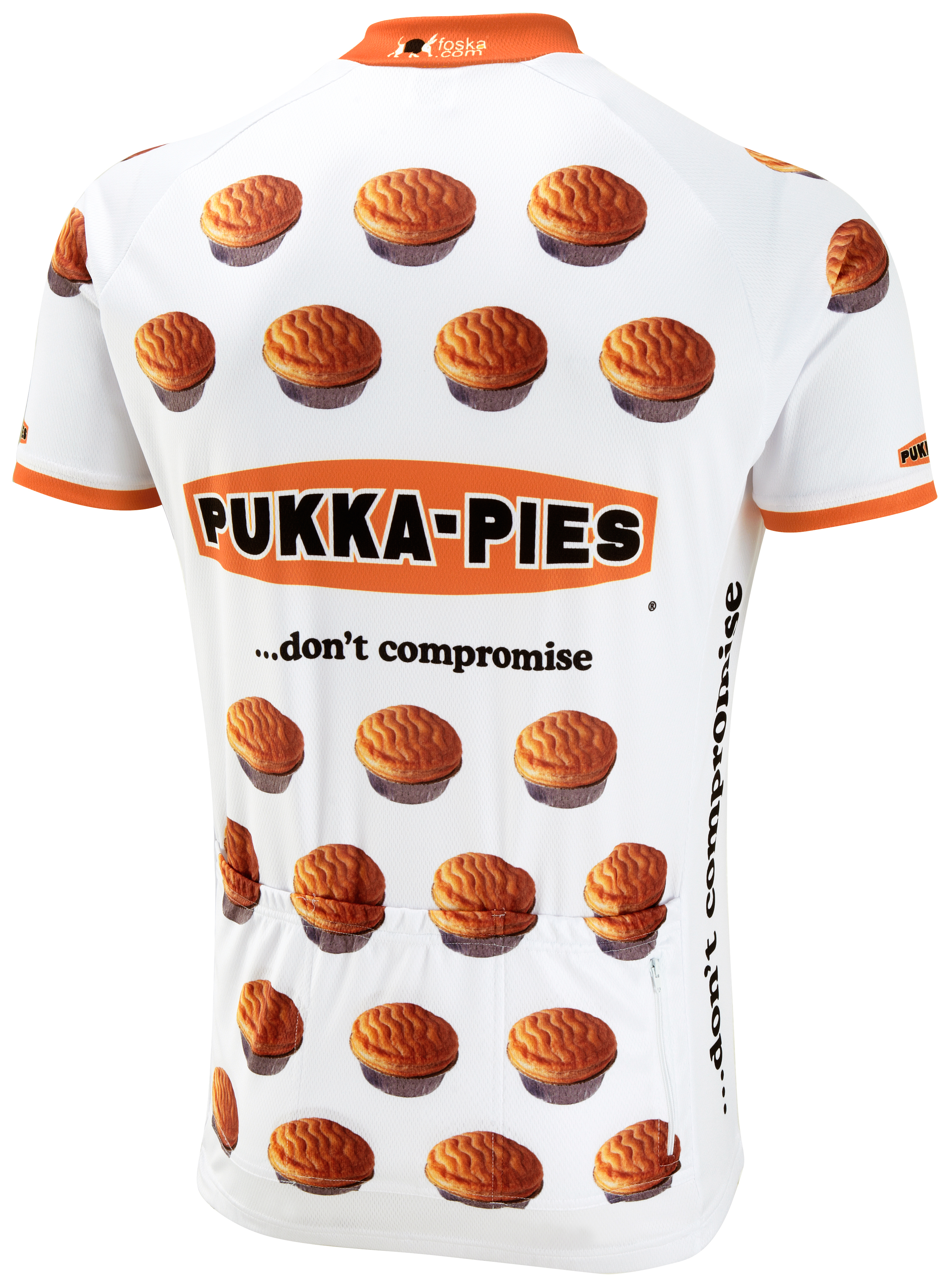 63f3c8630 King of the Pies Road Cycling Jersey