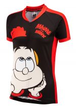 Minnie The Minx Road Cycling Jersey