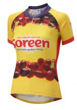 Soreen womens cycle jersey