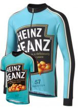 Beanz Winter Road Cycling Jersey