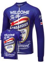 Bombardier Winter Cycling Jersey