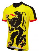 Lion of Flanders Road Cycling Jersey