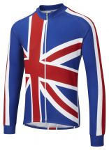 Great Britain Winter Cycling Jersey