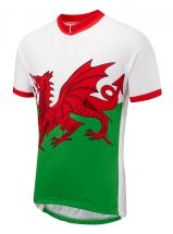 Wales Road Cycling Jersey