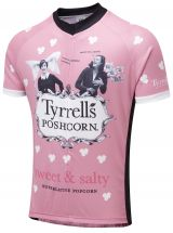 Tyrrell's Poshcorn Cycling Jersey