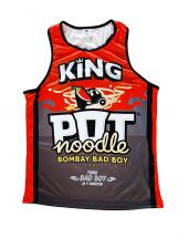 Bad Boy Running Vest