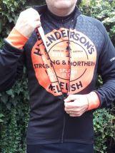 Hendersons Winter Cycling Jersey