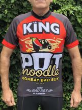 Bombay Bad Boy Road Cycling Jersey