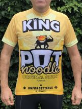 Chicken Curry  Road Cycling Jersey