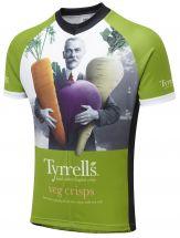 Tyrrell's Veg Crisps Cycling Jersey