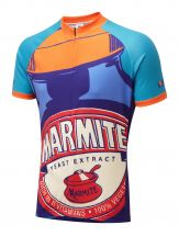 Pop art womens cycle jersey