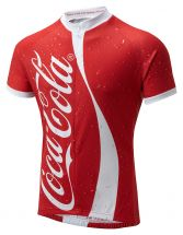 Coke Can Road Cycling Jersey