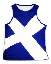 Scotland Running Vest