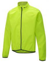 Oska Hi-Vis Windshell Cycling Jacket - Yellow