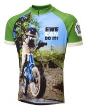 Shaun  Kids Road Cycling Jersey