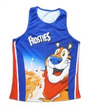 Kellogg's Frosties Running Vest