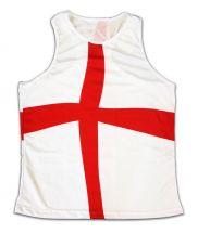 England Running Vest