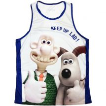 Wallace and Gromit Running Vest