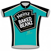 Beanz Kids Road Cycling Jersey