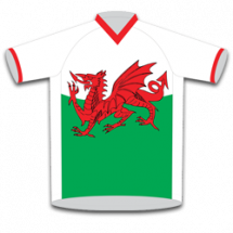 Wales Freeride Cycling Jersey