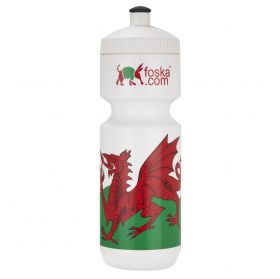 Wales Water Bottle
