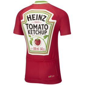 Ketchup Kids Road Cycling Jersey