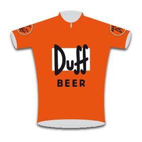 Duff Road Cycling Jersey