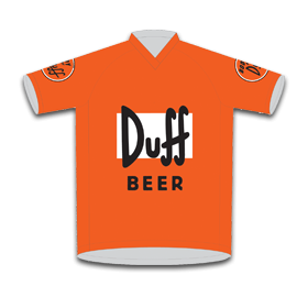 Duff Freeride Cycling Jersey