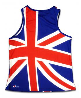 Great Britain Running Vest