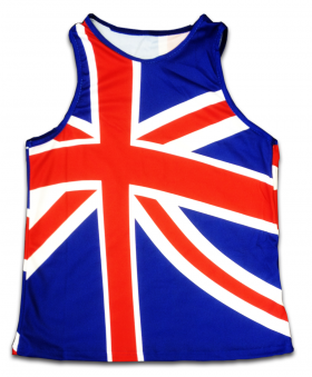 Great Britain Running Vest