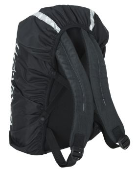 Foska Eyes Rucksack Cover - Black
