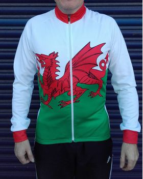 wales winter jersey front