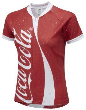 Coke Can Women's Road Cycling Jersey