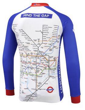 Underground Winter Cycling Jersey