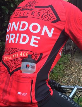 Pride Winter Cycling Jersey