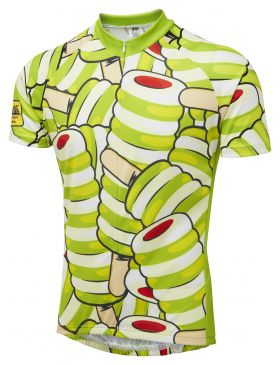 Twister Kids Road Cycling Jersey