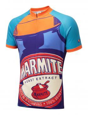 Marmite Pop Art Road Cycling Jersey