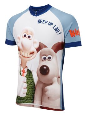 Wallace & Gromit Road Cycling Jersey