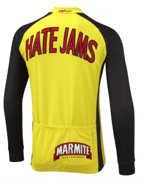 Marmite Winter Cycling Jersey