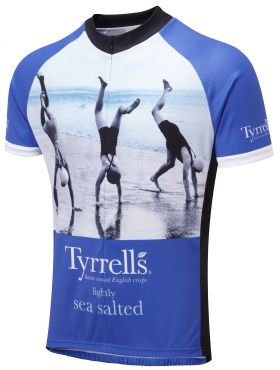Tyrrell's Lightly Salted Front