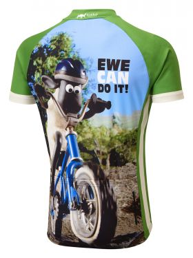 Shaun the Sheep Road Cycling Jersey