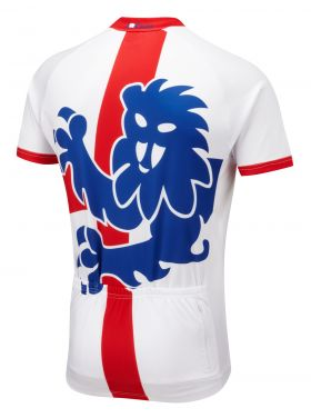 Three Lions Road Cycling Jersey